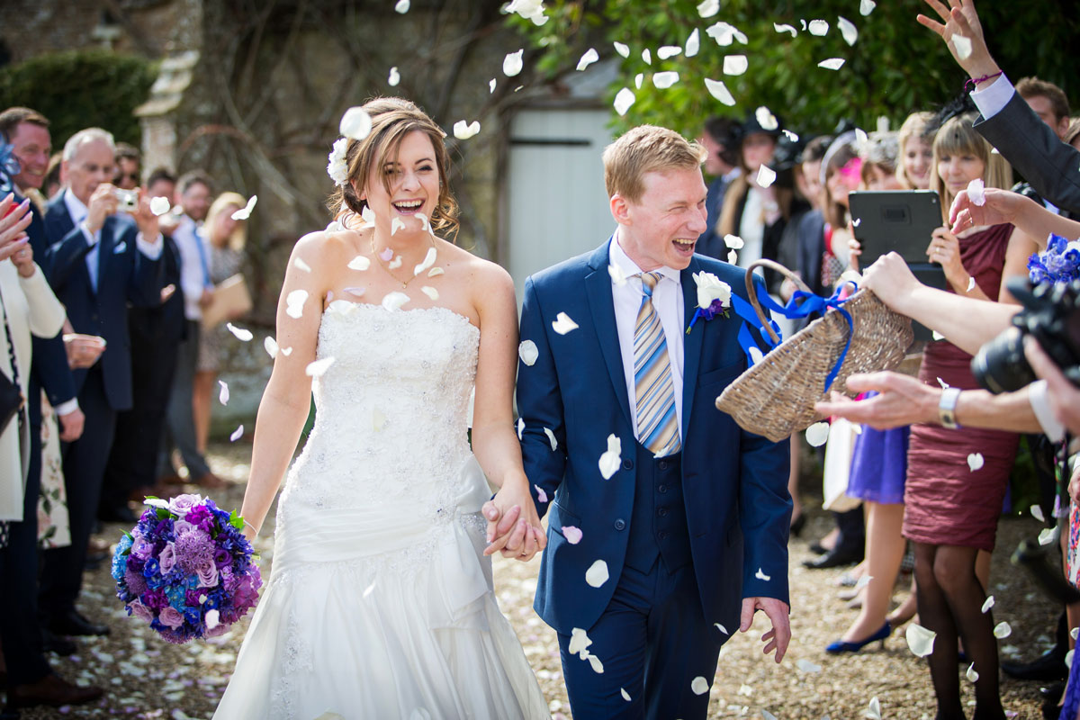 Brympton D'Evercy Wedding